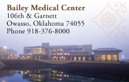 Bailey Medical Center Address