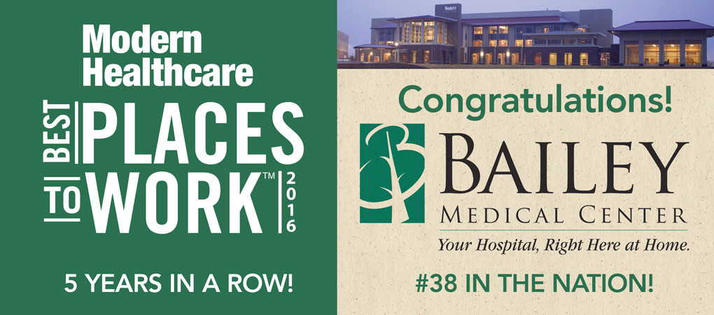 Bailey Medical Center Emergency Room